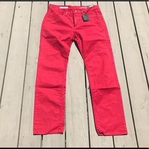 GAP Slim Straight Jeans 33 x 30